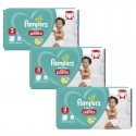 52 Couches Pampers Baby Dry Pants taille 3 sur Sos Couches