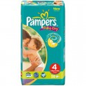 34 Couches Pampers Baby Dry taille 4 sur Sos Couches