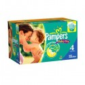 102 Couches Pampers Baby Dry taille 4 sur Sos Couches