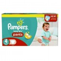 144 Couches Pampers Baby Dry Pants taille 4 sur Sos Couches