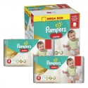 198 Couches Pampers Premium Care Pants taille 4 sur Sos Couches