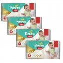 330 Couches Pampers Premium Care Pants taille 4 sur Sos Couches