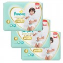 108 Couches Pampers Premium Care Pants taille 6 sur Sos Couches