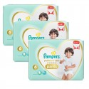 144 Couches Pampers Premium Care Pants taille 6 sur Sos Couches