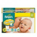 400 Couches Pampers New Baby taille 2 sur Sos Couches