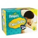 800 Couches Pampers New Baby taille 2 sur Sos Couches