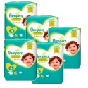 224 Couches Pampers New Baby Premium Protection taille 6 sur Sos Couches