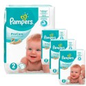 144 Couches Pampers ProCare Premium protection taille 2 sur Sos Couches