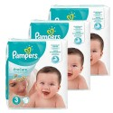 384 Couches Pampers ProCare Premium protection taille 3 sur Sos Couches