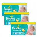 91 Couches Pampers Active Baby Dry taille 4 sur Sos Couches