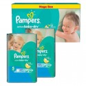165 Couches Pampers Active Baby Dry taille 5 sur Sos Couches