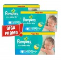 187 Couches Pampers Active Baby Dry taille 5 sur Sos Couches