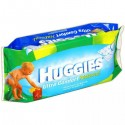64 Lingettes Bébés Huggies Ultra Confort Natural sur Sos Couches