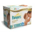 200 Couches Pampers Premium Care taille 3 sur Sos Couches