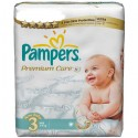 260 Couches Pampers Premium Care taille 3 sur Sos Couches