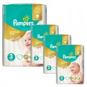 360 Couches Pampers Premium Care taille 3 sur Sos Couches