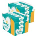208 Lingettes Bébés Pampers Sensitive sur Sos Couches