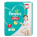 21 Couches Pampers Baby Dry Pants taille 7 sur Sos Couches