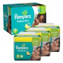 148 Couches Pampers Baby Dry sur Sos Couches
