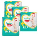 385 Couches Pampers Premium Protection Pants taille 3 sur Sos Couches