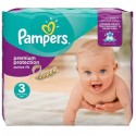 42 Couches Pampers Active Fit taille 3 sur Sos Couches