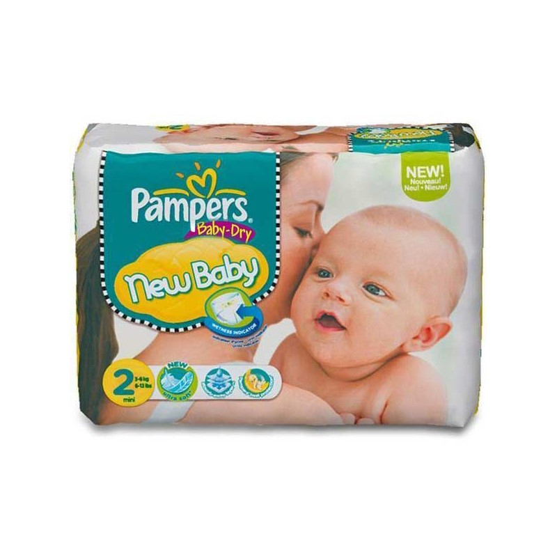 Prix Couche Pampers New Baby Taille 1 Maison Design
