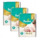 140 Couches Pampers Premium Care taille 5 sur Sos Couches