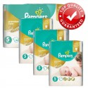 160 Couches Pampers Premium Care taille 5 sur Sos Couches