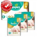 180 Couches Pampers Premium Care taille 5 sur Sos Couches