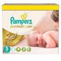 200 Couches Pampers Premium Care taille 5 sur Sos Couches