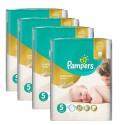 260 Couches Pampers Premium Care taille 5 sur Sos Couches
