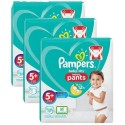 216 Couches Pampers Baby Dry Pants taille 5+ sur Sos Couches