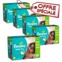 230 Couches Pampers Baby Dry taille 5 sur Sos Couches
