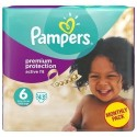 43 Couches Pampers Active Fit taille 6 sur Sos Couches