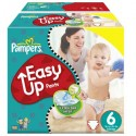 114 Couches Pampers Easy Up 6 sur Sos Couches