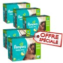 322 Couches Pampers Baby Dry taille 5 sur Sos Couches