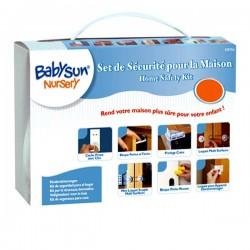 Mini set de Sécurité Babysun Nursery 13 Pièces