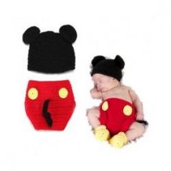 Premier ensemble nouveaux nés Choupinet Mickey Mouse taille 6-18Mois