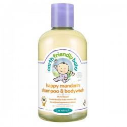 Gel douche EFB - Earth Friendly Baby Bio Mandarine