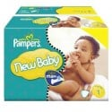 301 Couches Pampers New Baby Dry 1 sur Sos Couches