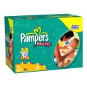 198 Couches Pampers Baby Dry taille 2 sur Sos Couches