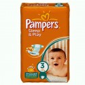 Mega pack 140 Couches Pampers Harmonie taille 4 sur Sos Couches