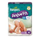 43 Couches Pampers Active Fit 4 sur Sos Couches