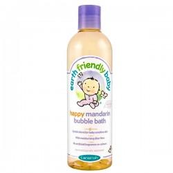 Bain moussant EFB - Earth Friendly Baby Bio Mandarine