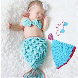 Premier ensemble nouveaux nés Choupinet Sirène
