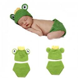 Premier ensemble nouveaux nés Choupinet Grenouille taille 0-12Mois