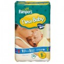 54 Couches Pampers New Baby taille 1 sur Sos Couches
