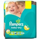 38 Couches Pampers Baby Dry 6+ sur Sos Couches