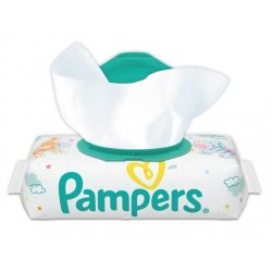12 Lingettes Bébés Pampers Sensitive