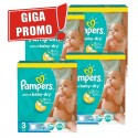 748 Couches Pampers Active Baby Dry taille 3 sur Sos Couches